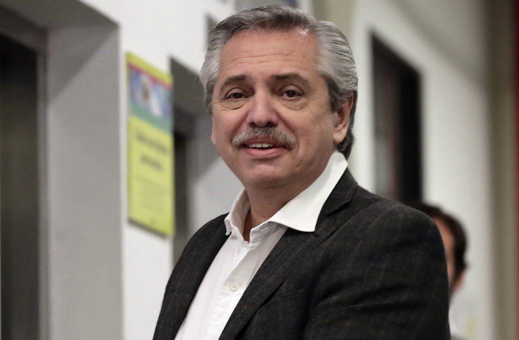 Alberto Fernández no viene a Uruguay para la asunción de Luis Lacalle Pou