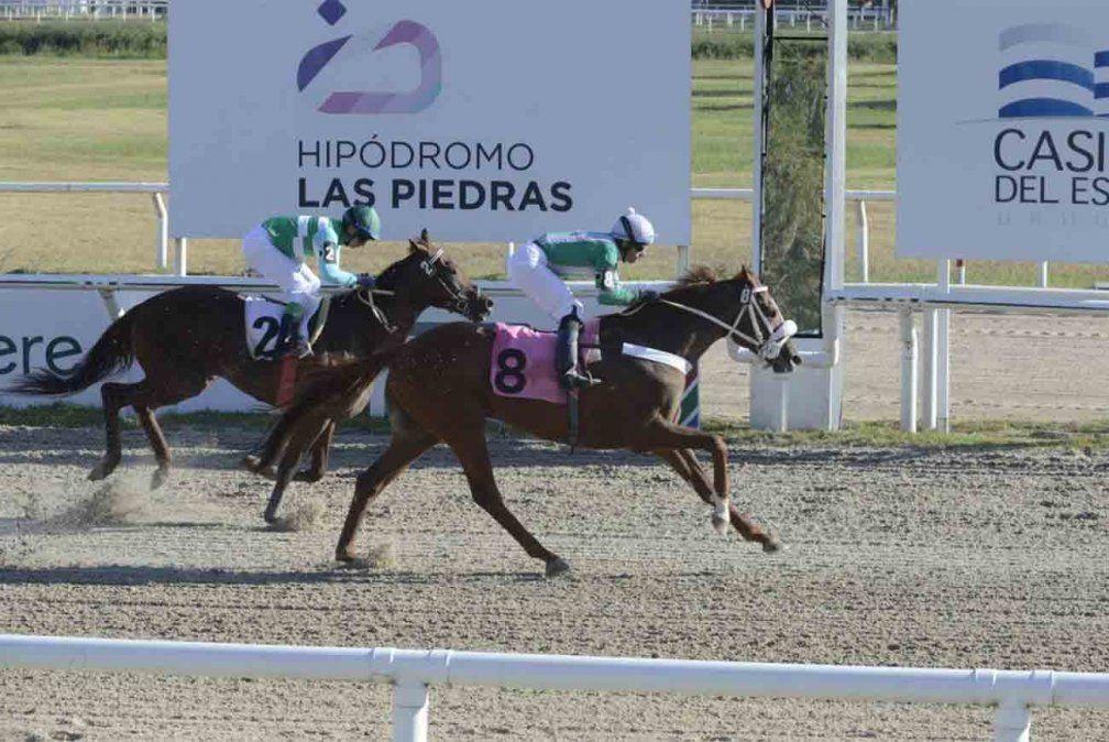 Las Piedras: Emperor Hulk ganó el Gran Premio Jockey Club