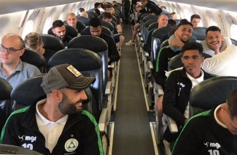 El vuelo hacia Venezuela fue espectacular. El problema fue el regreso.