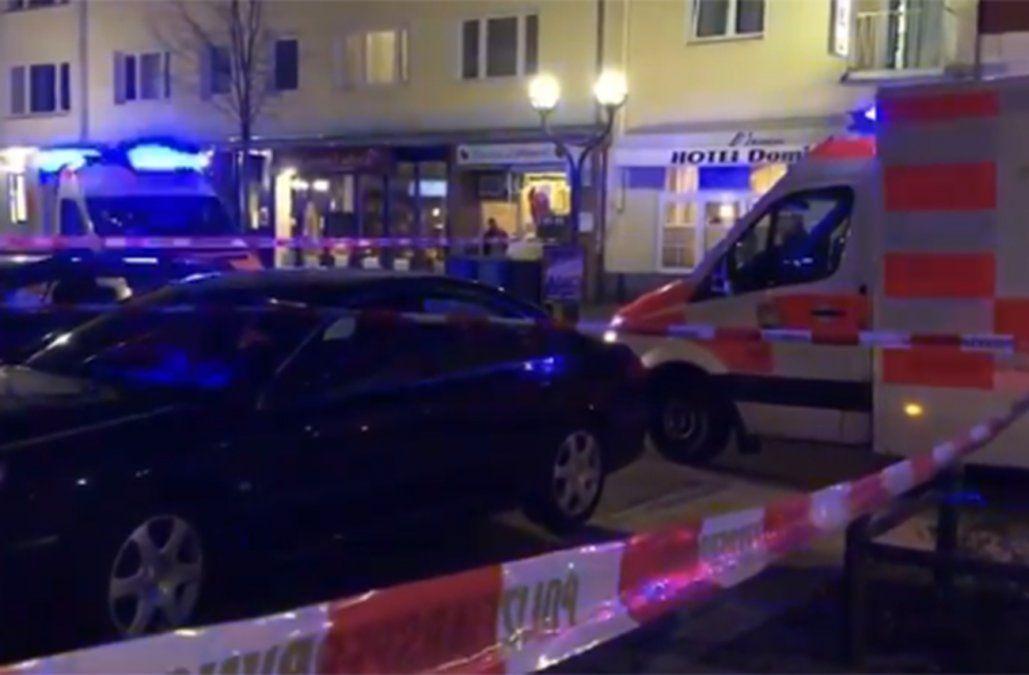 Al menos ocho muertos en tiroteos cerca de la ciudad de Fráncfort
