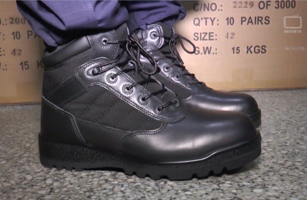 Fabricantes de calzados molestos con el Ministerio del Interior por comprar zapatos en China