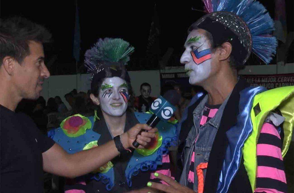 Payasxs de Overol: una murga argentina que visita los tablados uruguayos