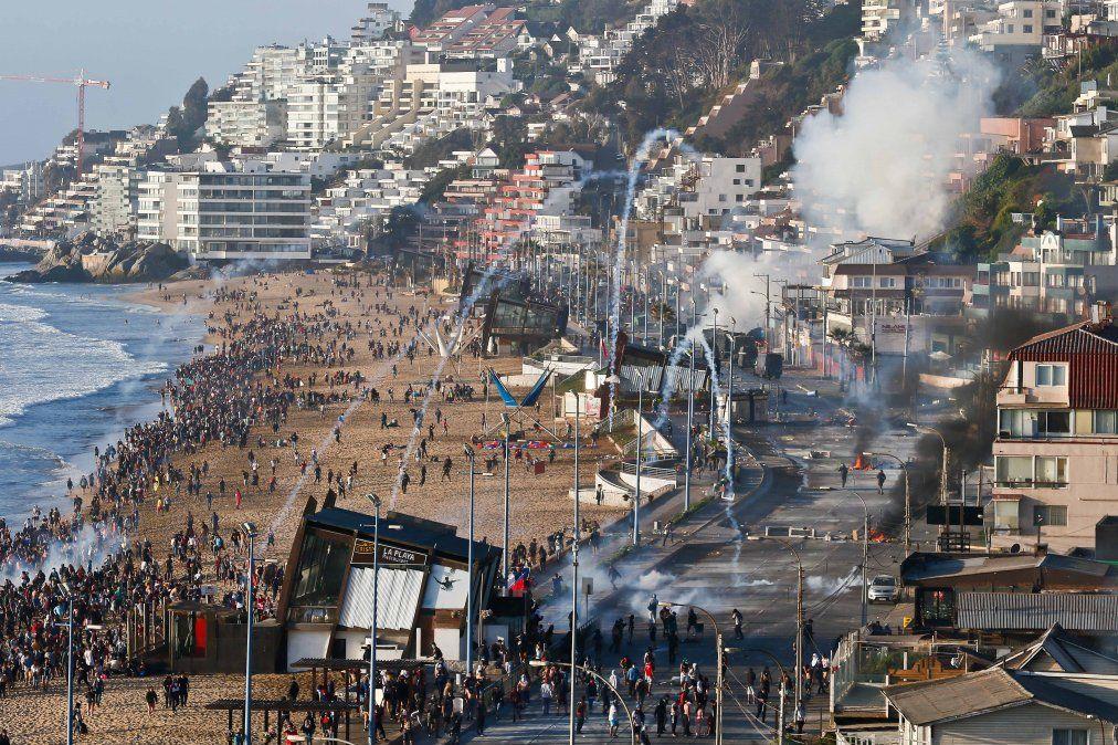 Festival de Viña del Mar arranca en clima de tensión ante amenazas de protestas