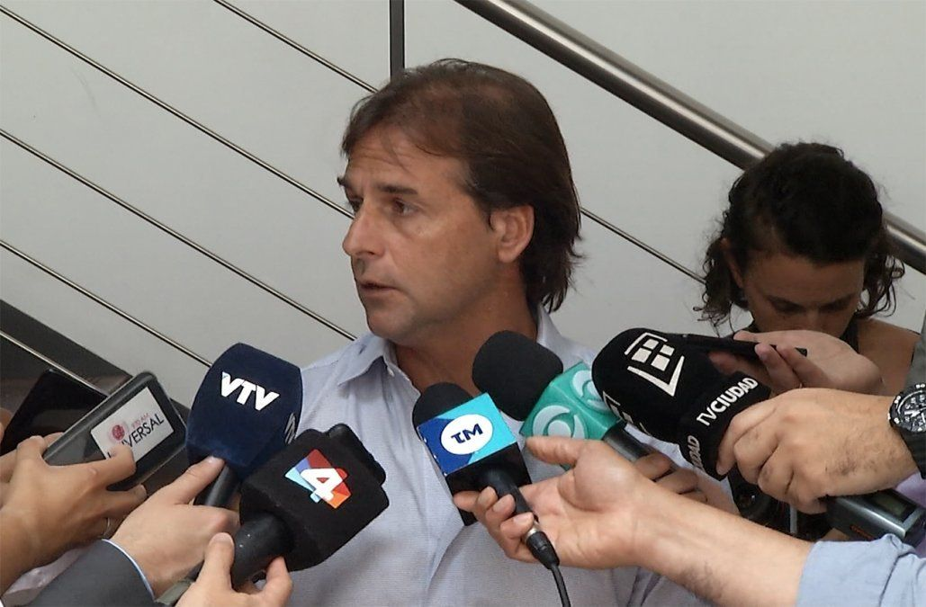 Lacalle Pou: Pablo Da Silveira es una buena persona, recta, y creo que va a ser un gran ministro
