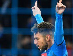 El Napoli frenó al Barcelona en el San Paolo y empataron 1-1 por la Champions