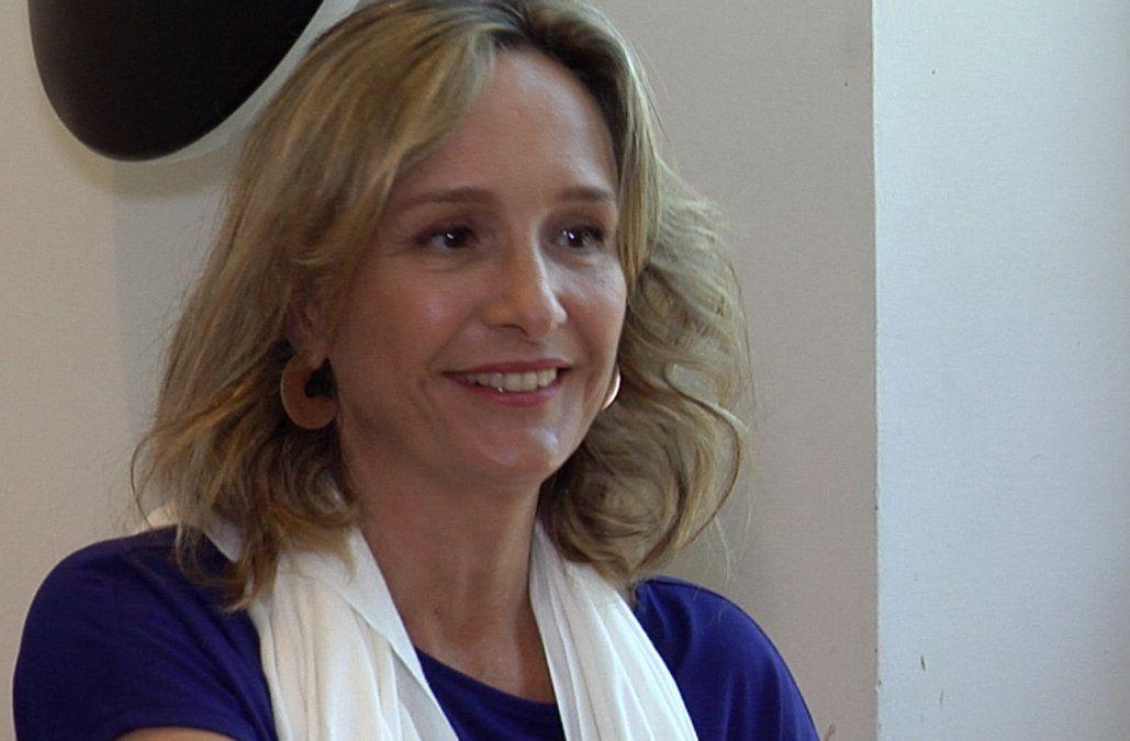 Laura Raffo dijo estar más que dispuesta a debatir con Daniel Martínez