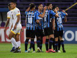 Liverpool goleó 5-0 a Llaneros y clasificó a la segunda fase de la Sudamericana