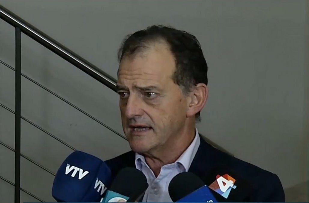 Manini se reunió con Arbeleche: cifras de la economía son preocupantes