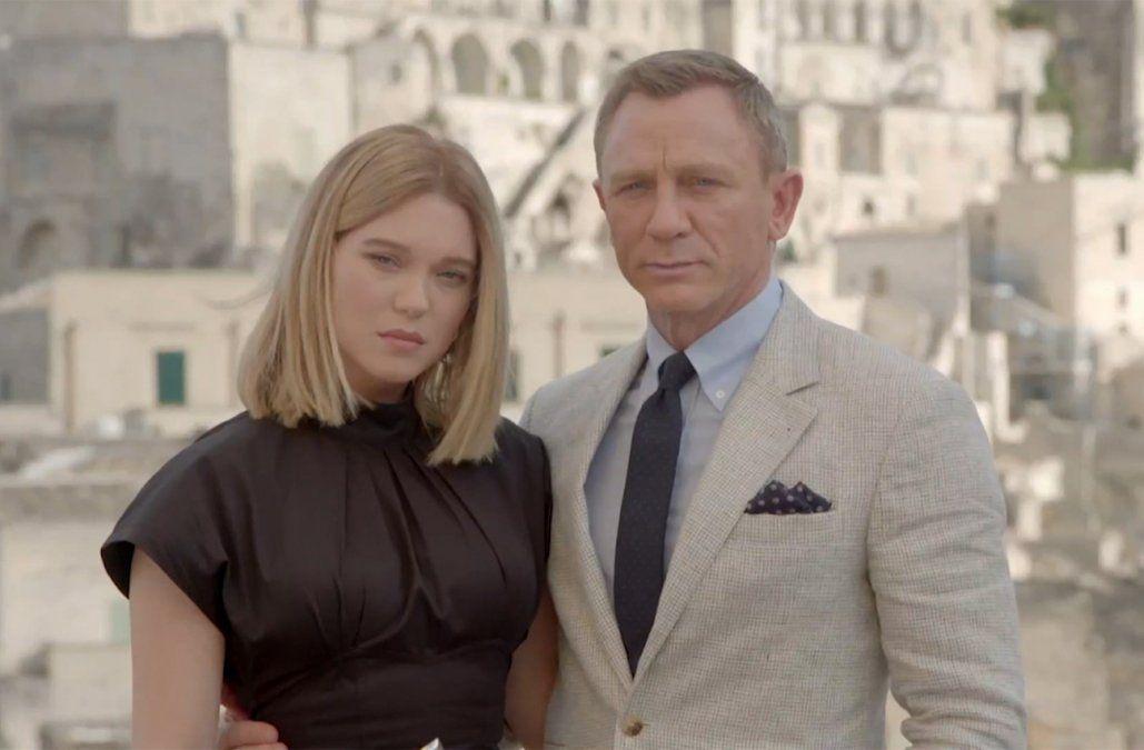 James Bond vs el coronavirus en China