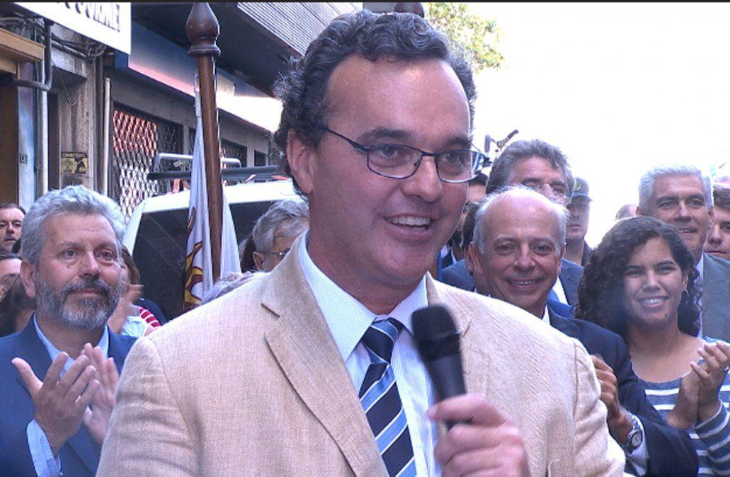 Pablo Bartol asumió en la calle, porque el Mides es un Ministerio de la calle