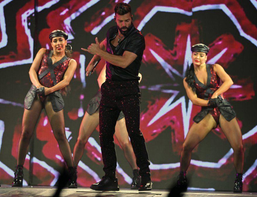 Ricky Martin enloqueció a los uruguayos y promete volver pronto
