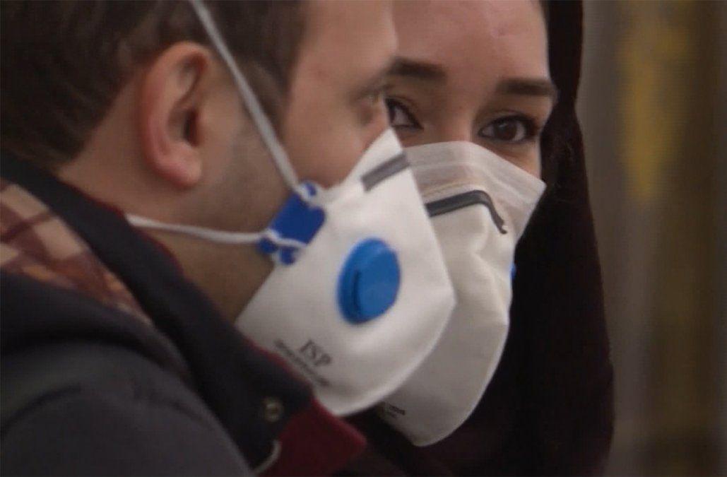 Se elevó a 135 la cantidad de casos positivos de coronavirus en Uruguay