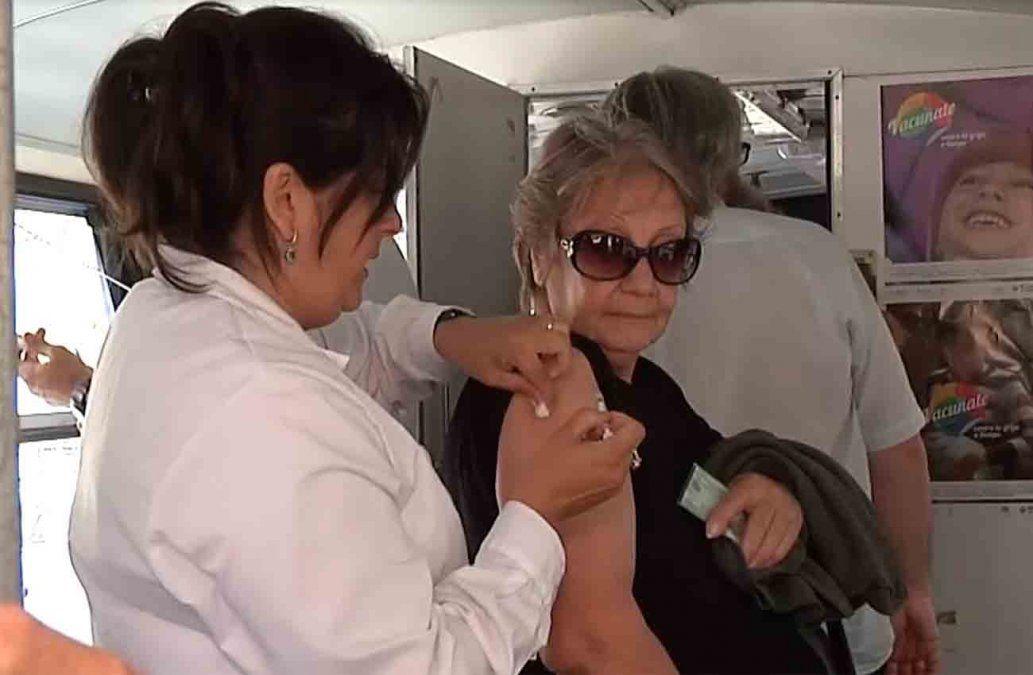 Vacunas contra la gripe estacional estarán disponibles desde el 2 de abril