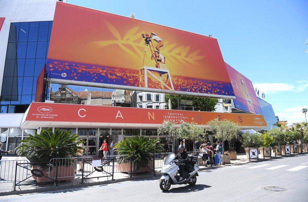 Por el coronavirus, se suspendió el Festival de Cannes