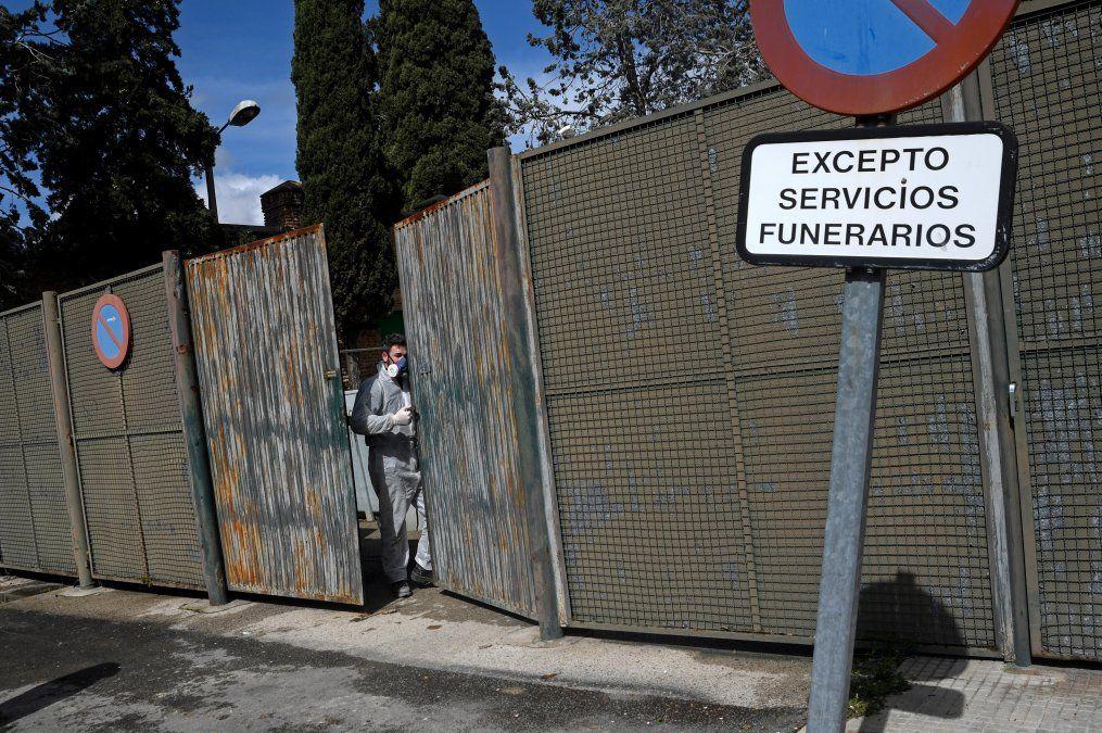 Cementerio de Almudena