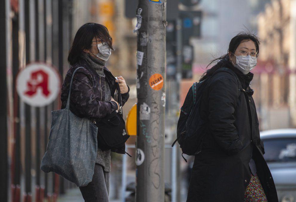 Más de un tercio de la población mundial confinada por la pandemia de coronavirus
