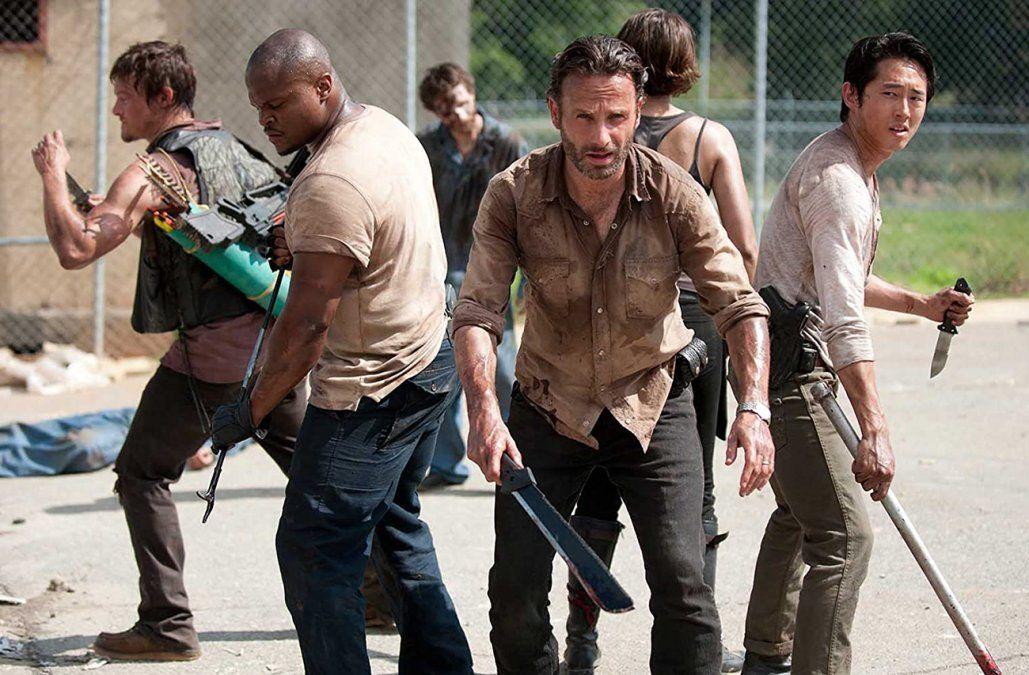El coronavirus pospone el final de The Walking Dead