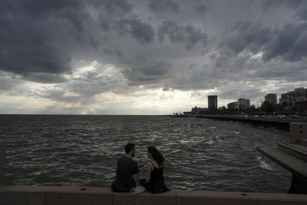 Cielo cubierto y baja probabilidad de lluvias