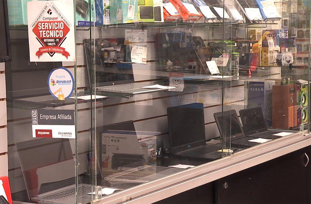 Creció la venta de computadoras por el teletrabajo como consecuencia del coronavirus