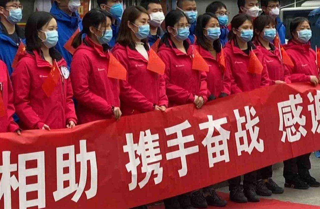 92% de los infectados por coronavirus en China se recuperaron