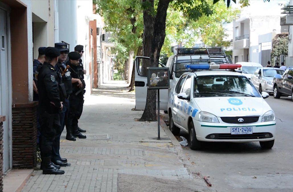 Líder narco de Salto fue imputado por más de 10 delitos