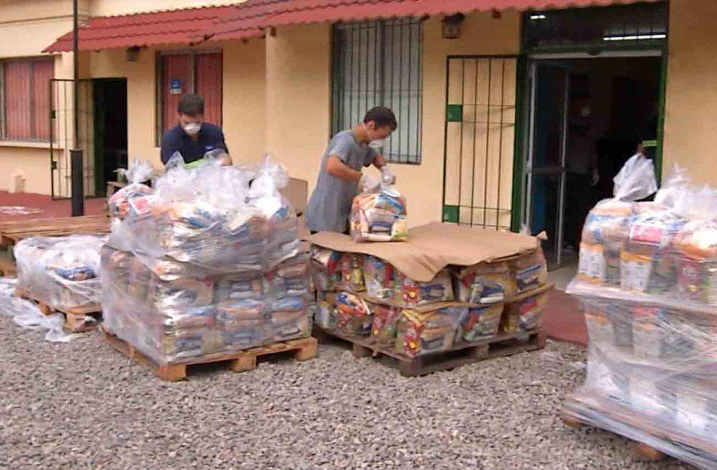 Trabajadores y empresarios de la bebida repartirán canastas alimenticias y de higiene