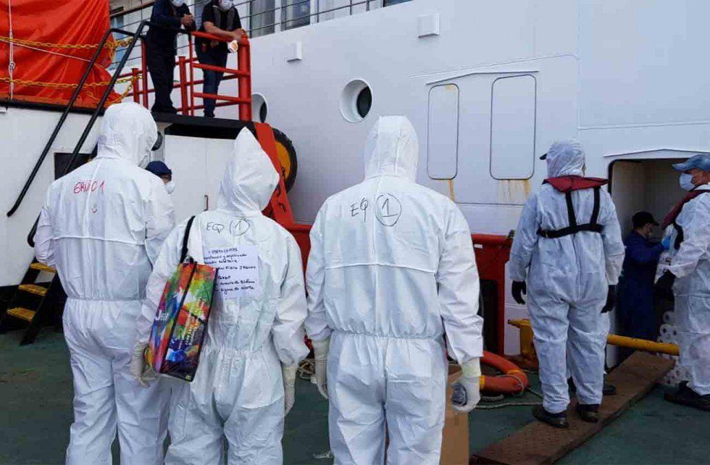 Gobierno coordina con Australia la repatriación de pasajeros del crucero Greg Mórtimer