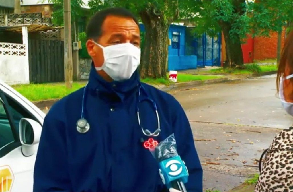 Coronavirus: la batalla diaria del personal de salud