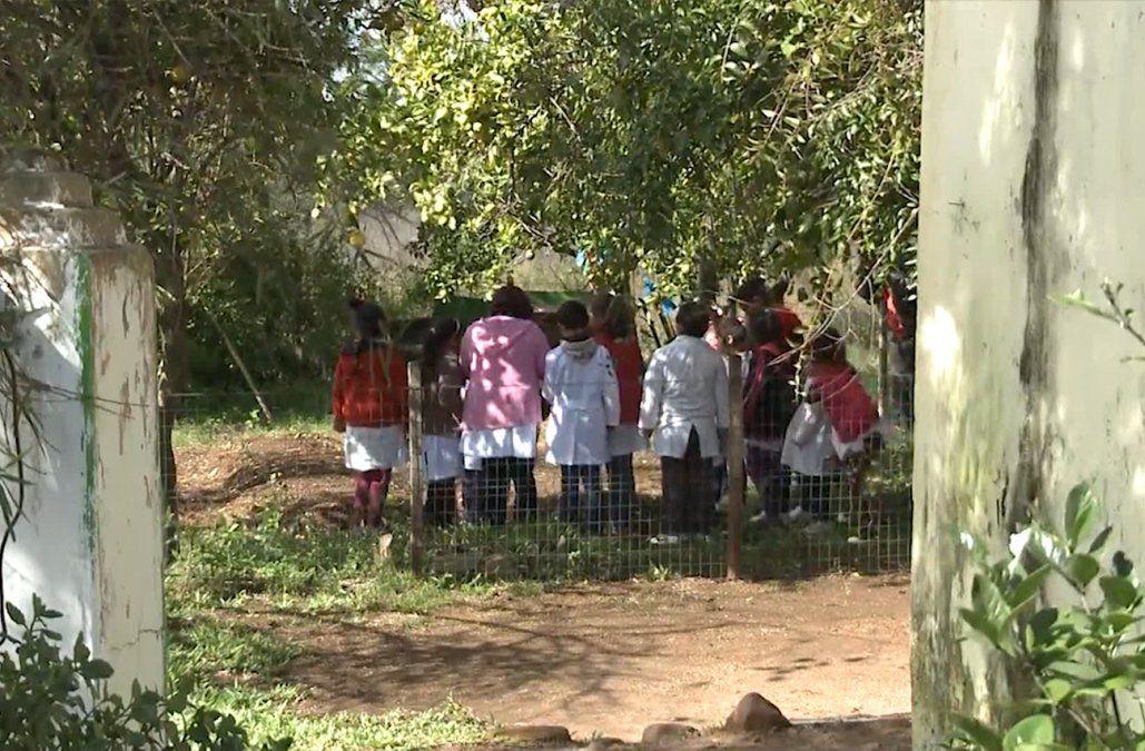 Las clases volvieron en otras 248 escuelas rurales y suman 613 centros en actividad