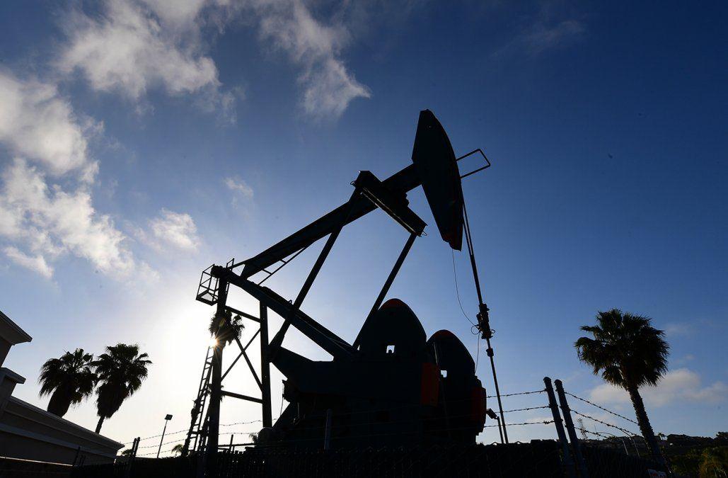 El precio del crudo WTI sube fuertemente en los mercados