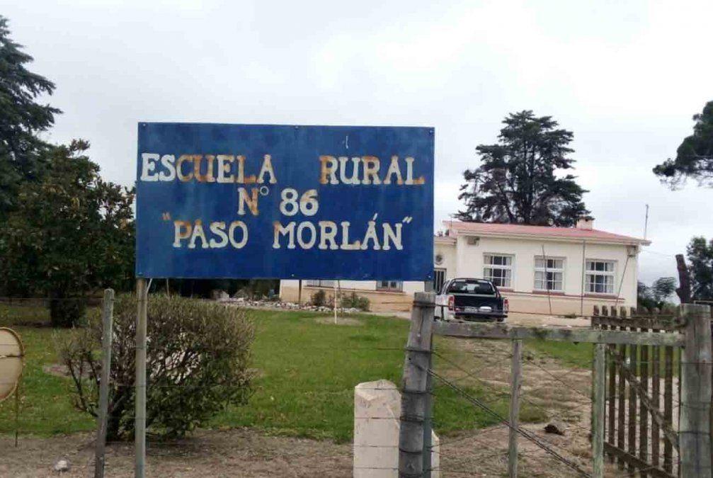 350 escuelas rurales se preparan para comenzar el próximo miércoles