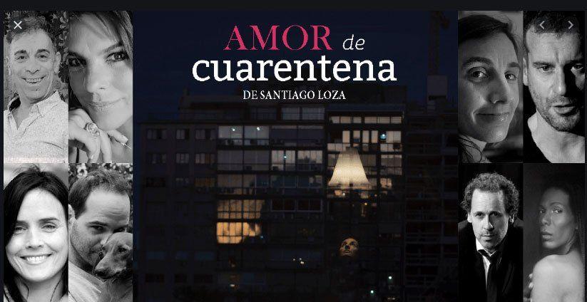 Comienza  este miércoles Amor en cuarentena, obra de teatro vía Whatsapp