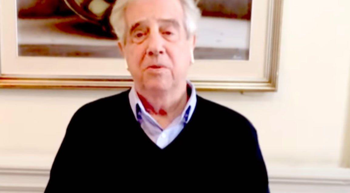Vázquez en el programa Además de Noticias (ADN)