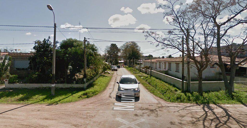 la esquina de Murillo y Campoamor