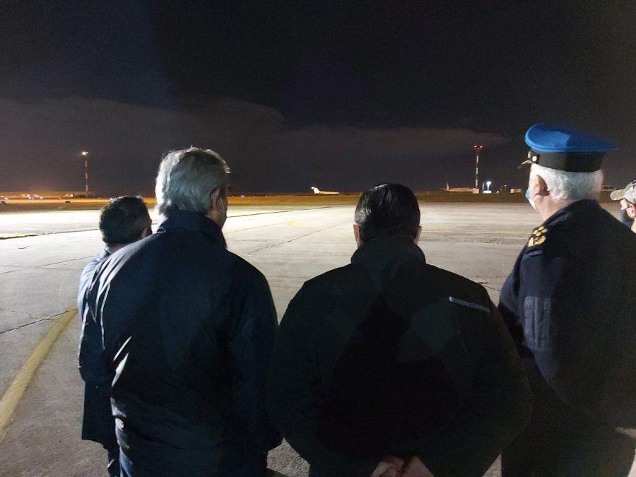 Extraditaron al narco González Valencia con importante operativo de seguridad