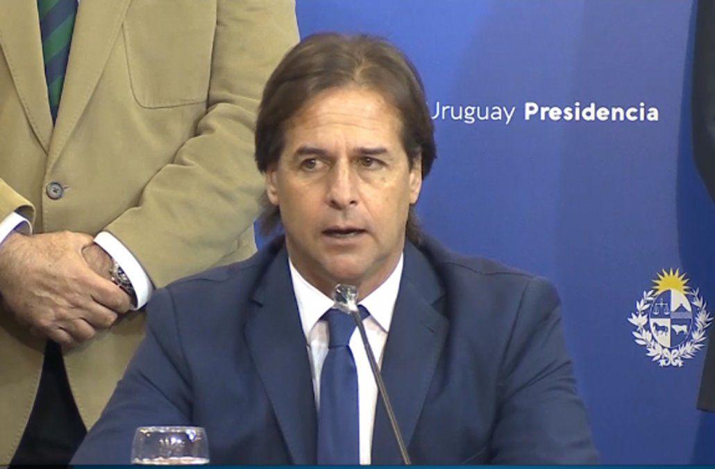 Lacalle Pou afirma que nuevo acuerdo con UPM permite ahorrar US$ 128 millones
