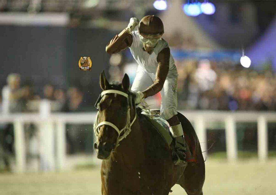 El turf es el primer deporte que regresa a la actividad en Uruguay
