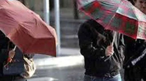Fin de semana con precipitaciones aisladas