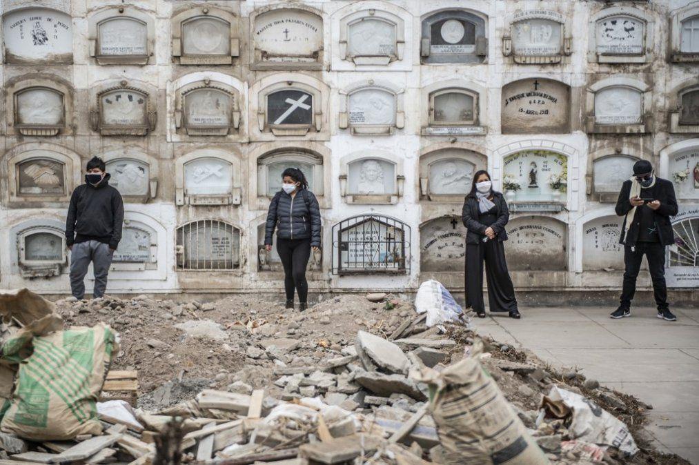 Cementerio El Ángel de Lima