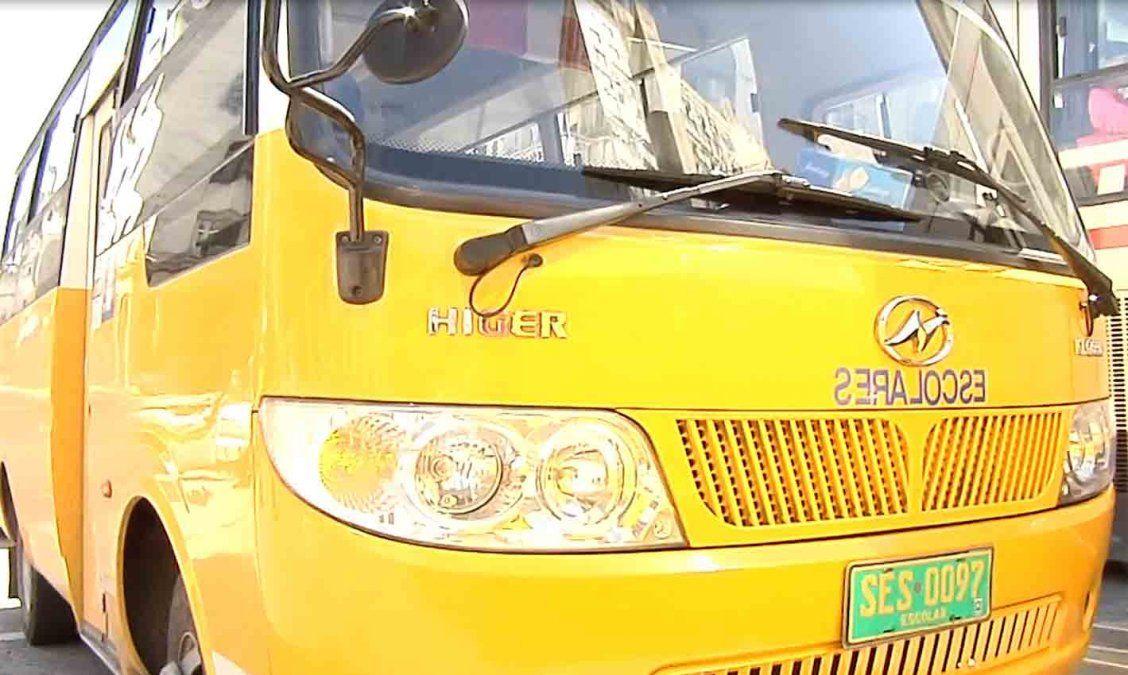 ANDE anunció préstamo blando para las empresas de transporte escolar