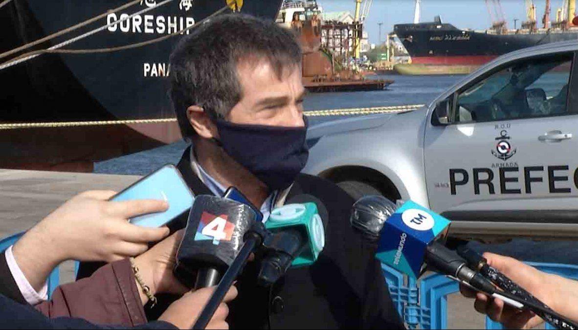 Talvi anunció que quedan 258 uruguayos varados en otros países