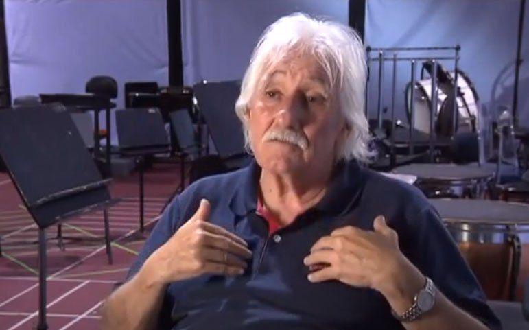 A los 79 años murió el maestro Federico García Vigil, un emblema de la Orquesta Filarmónica de Montevideo