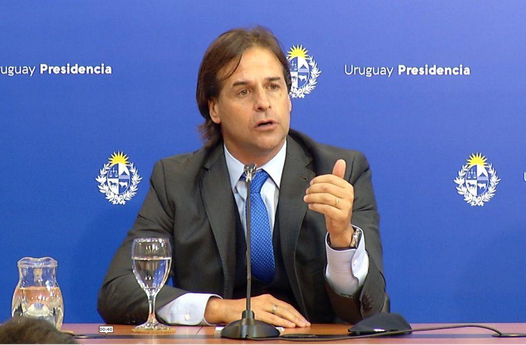 El 62% aprueba la gestión del presidente Lacalle Pou, según encuesta de Equipos