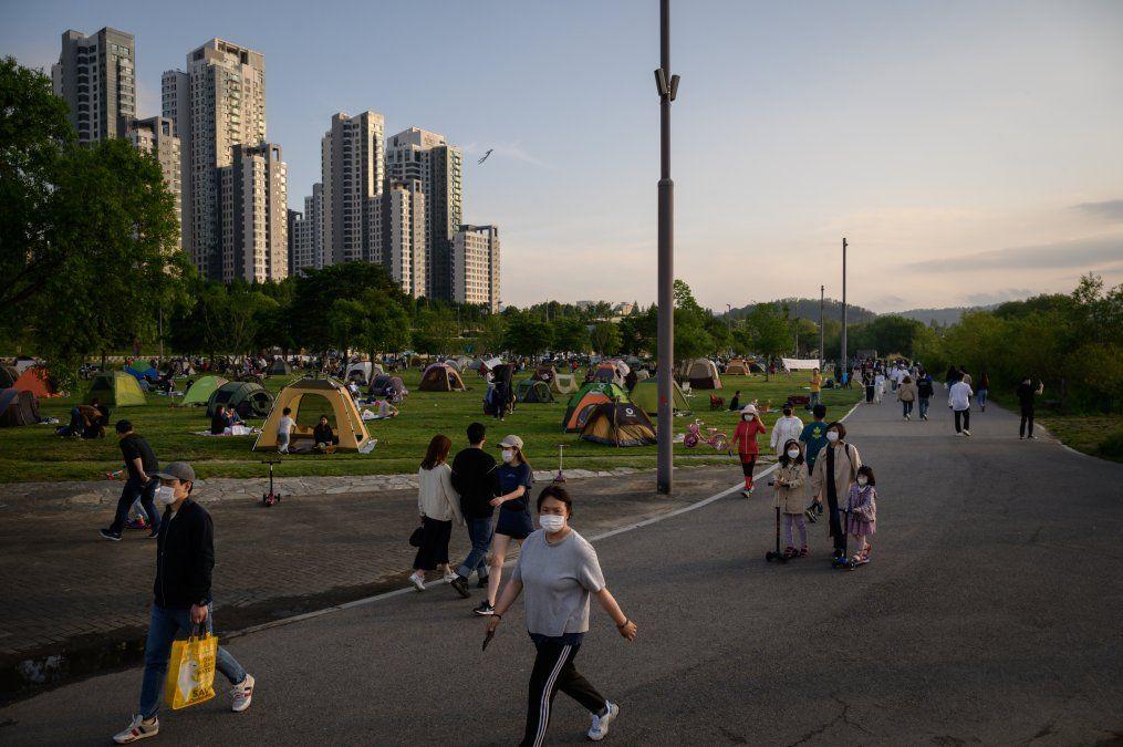 Corea del Sur limita el número de alumnos en las escuelas por el repunte de casos de covid-19
