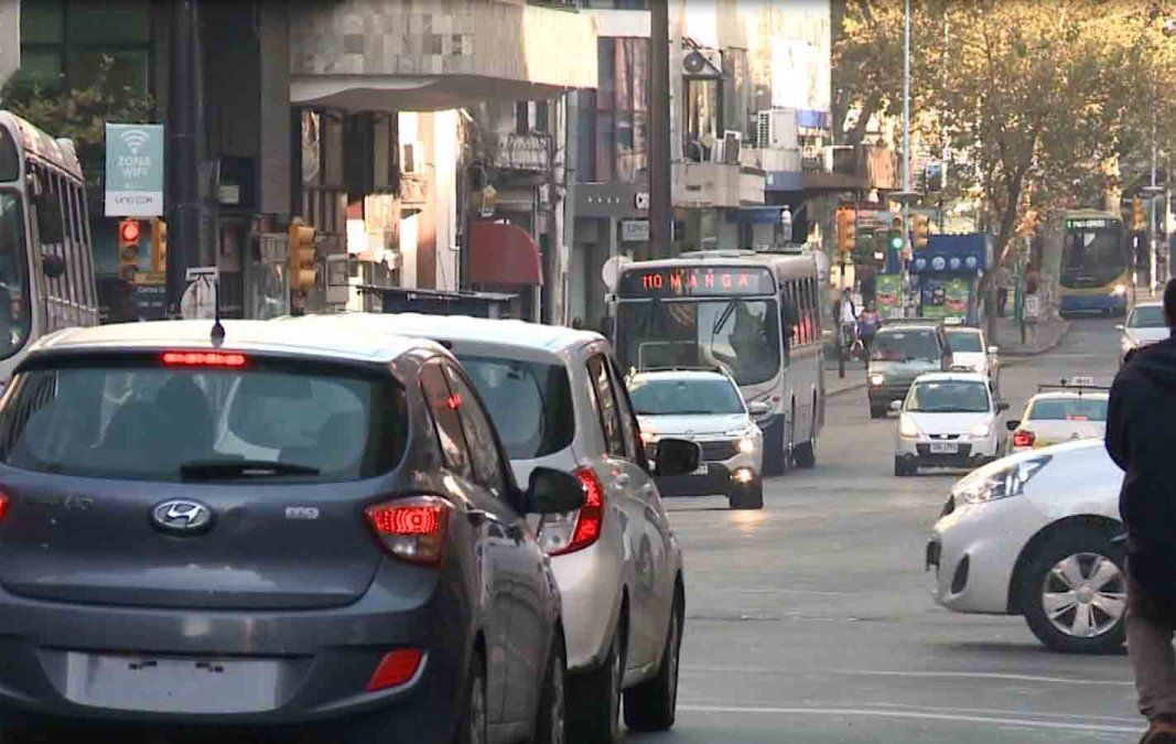 18 de julio será peatonal este sábado desde Ejido a la Plaza del Entrevero
