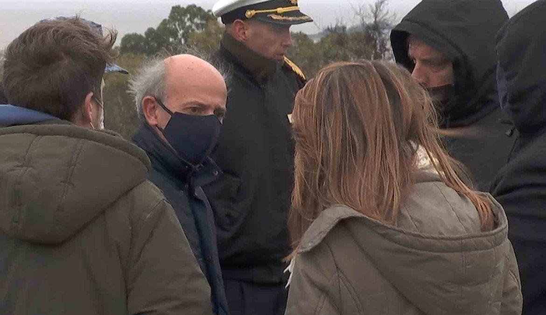 Según el ministro de Defensa, lo sucedido en el Cerro es una atrocidad criminal
