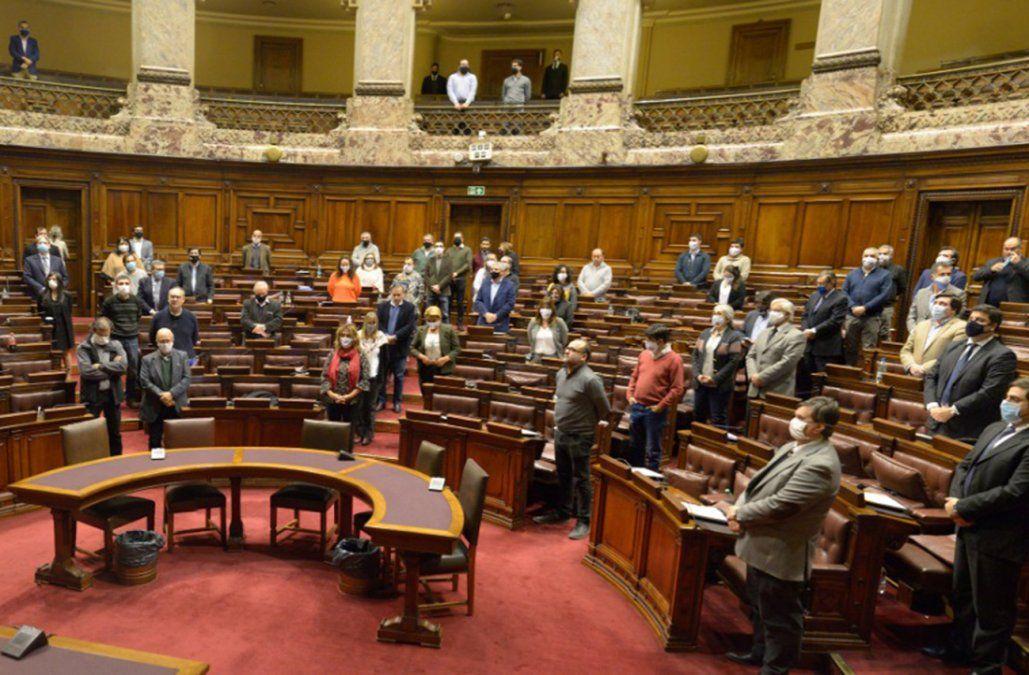 Diputados aprobó la interpelación de Arbeleche, Moreira, Heber y Paganini por UPM