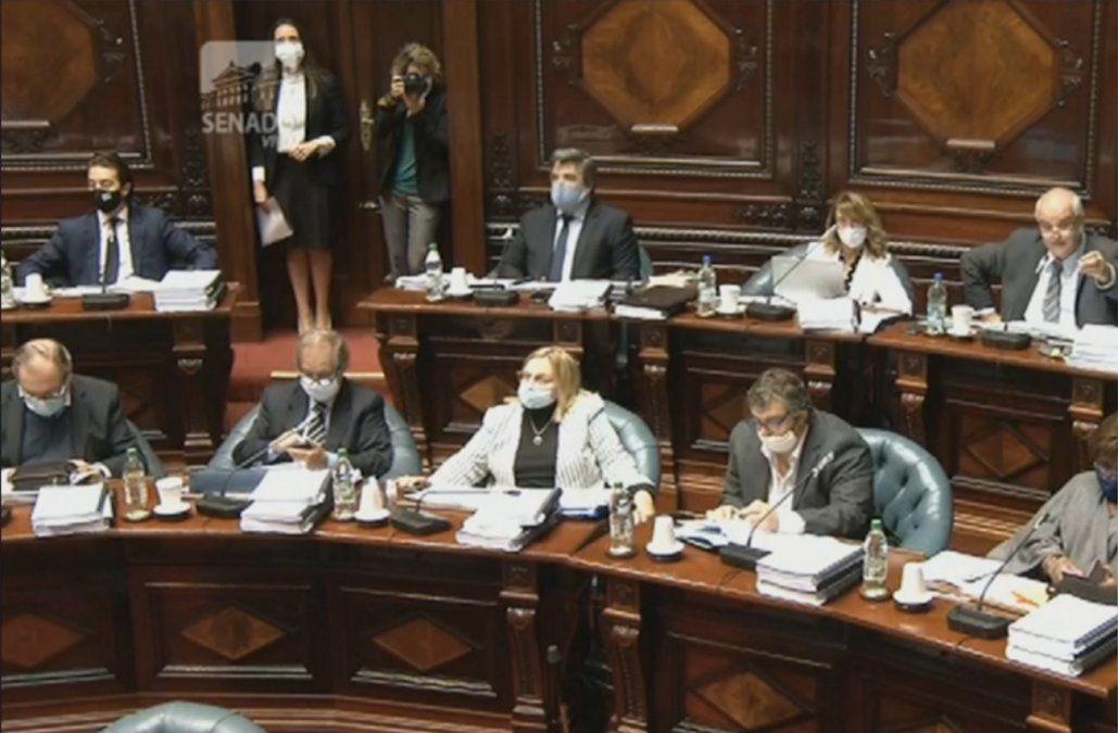 LUC: se votó por unanimidad en el Senado la creación del Ministerio de Ambiente