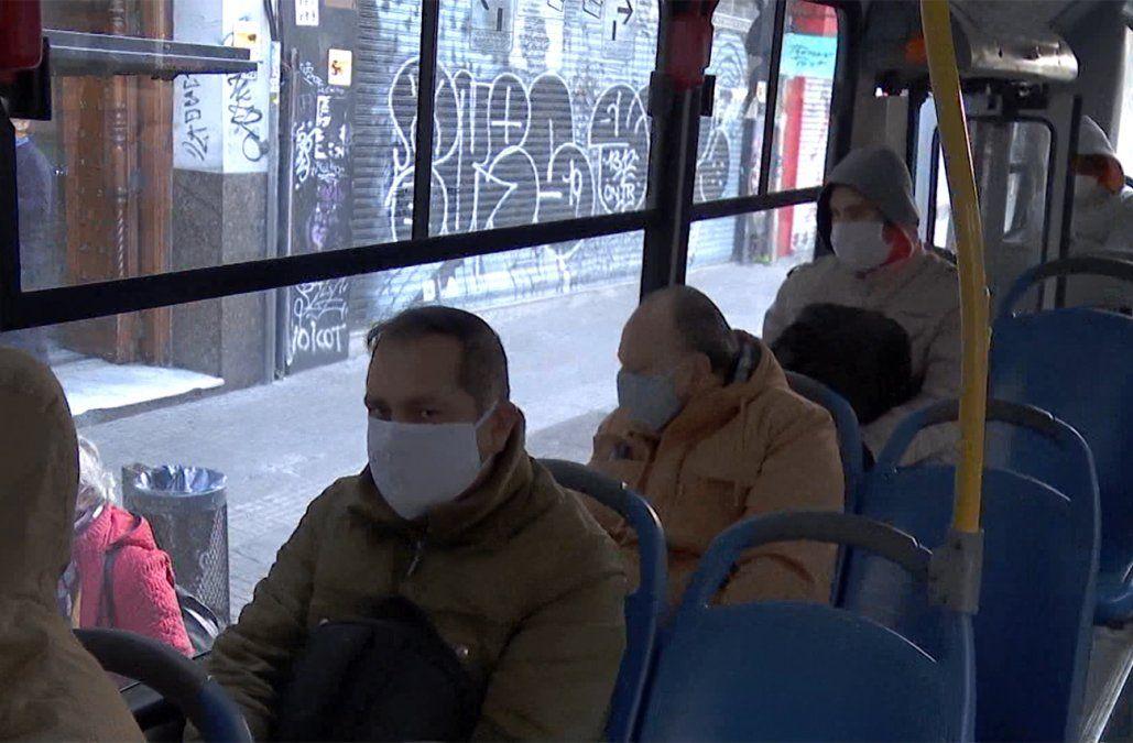 Retomarán el 85% del transporte en Montevideo luego de las vacaciones de invierno