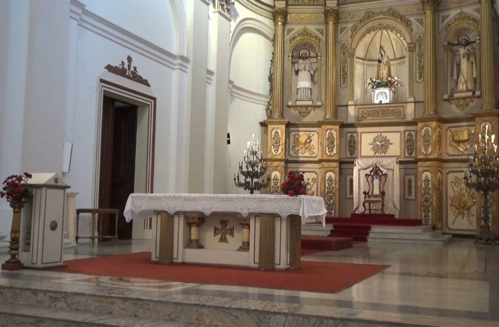Suspenden todas las celebraciones religiosas presenciales hasta el 10 de enero